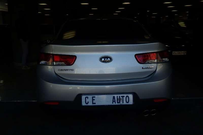 Used 2011 Kia Cerato Koup 2.0 SX auto