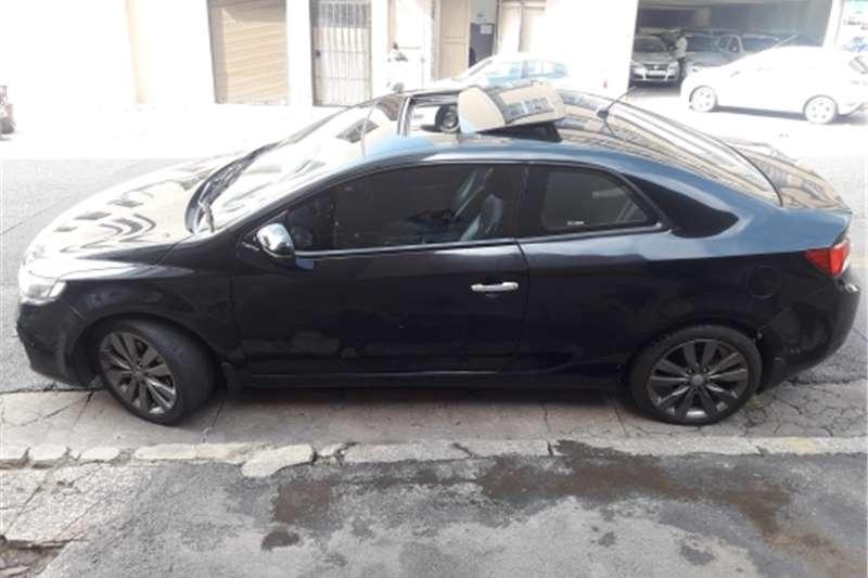 Kia Cerato Koup 2.0 SX auto 2012