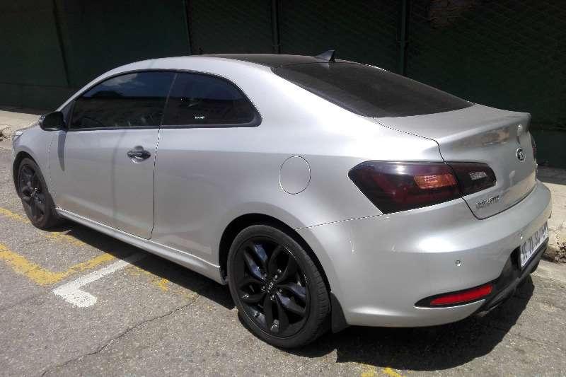 Kia Cerato Koup 2.0 SX auto 2015