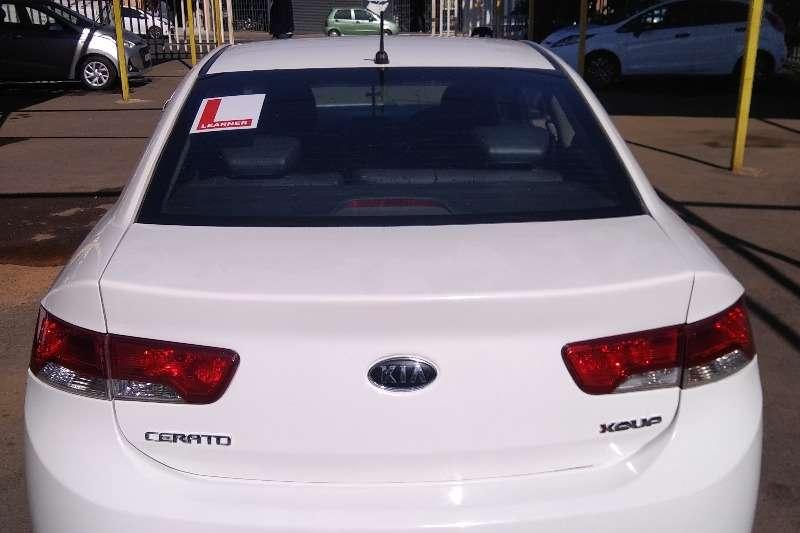 Used 2012 Kia Cerato Koup 2.0 SX automatic