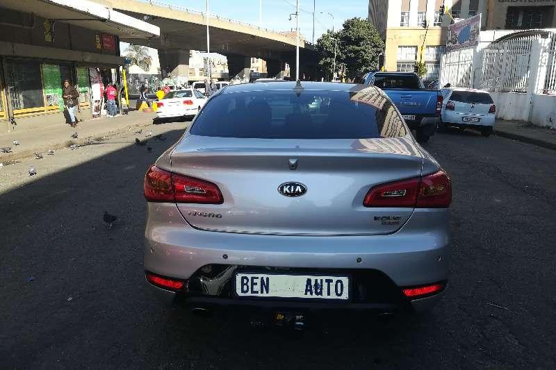 Kia Cerato Koup 2.0 T GDI auto 2015