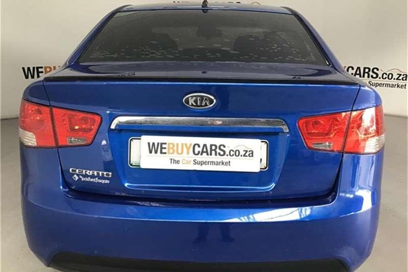 Kia Cerato sedan 1.6 EX 2010