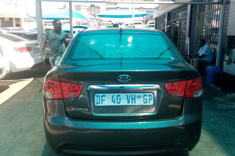 Kia Cerato sedan 1.6 EX 2011