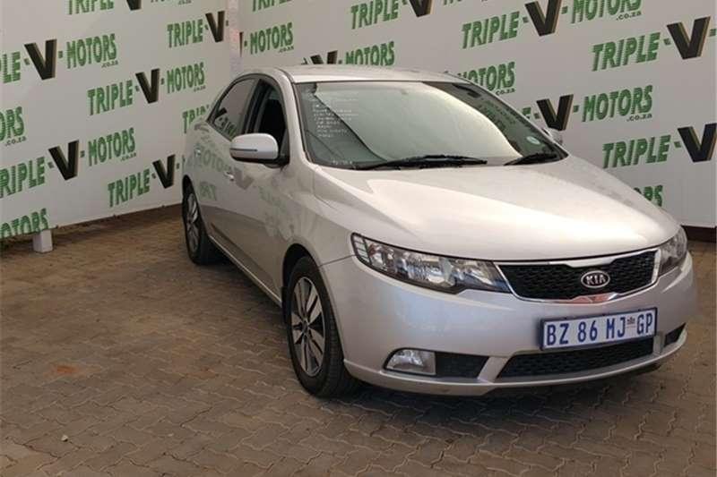 Kia Cerato sedan 1.6 EX 2012