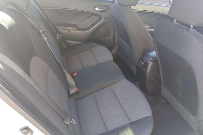Used 2012 Kia Cerato sedan 1.6 EX