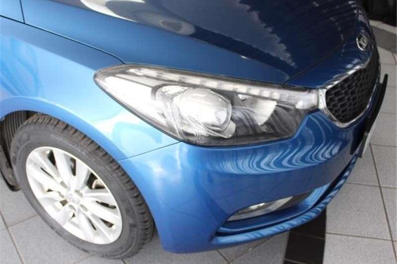 2013 Kia Cerato Cerato sedan 1.6 EX