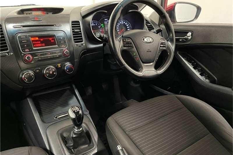 Used 2014 Kia Cerato sedan 1.6 EX