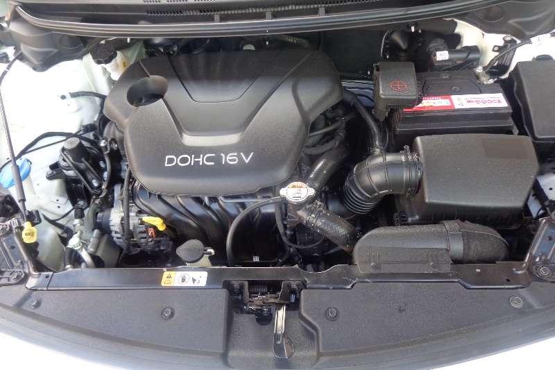 Kia Cerato sedan 1.6 EX 2015
