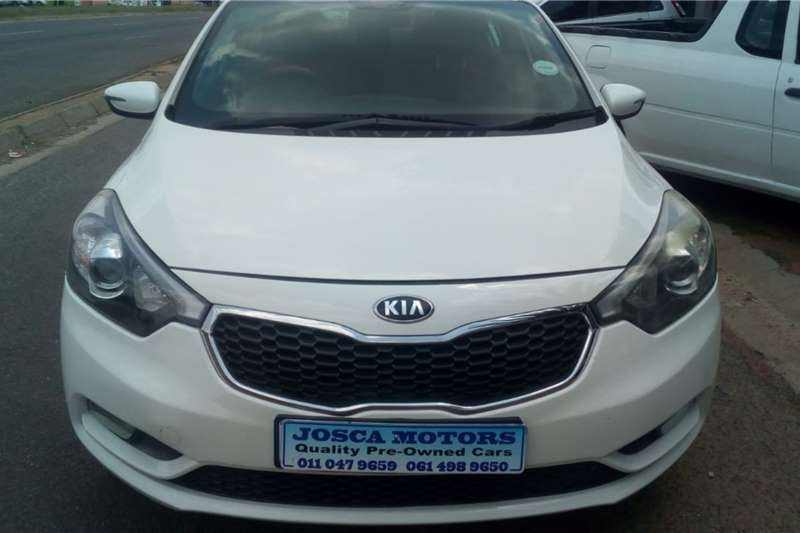 Used 2015 Kia Cerato sedan 1.6 EX