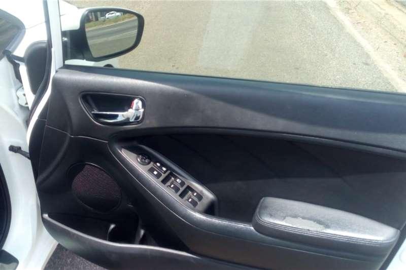 Used 2015 Kia Cerato sedan 1.6 EX