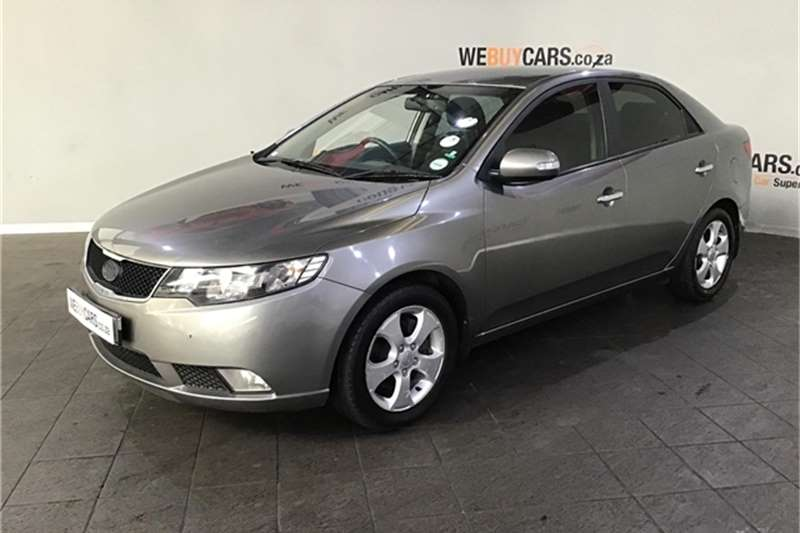 Kia Cerato sedan 1.6 EX automatic 2010