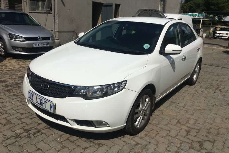 Kia Cerato sedan 1.6 EX automatic 2012