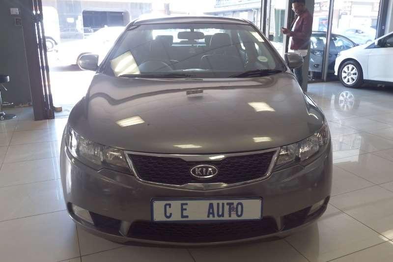 Kia Cerato sedan 2.0 EX 2011