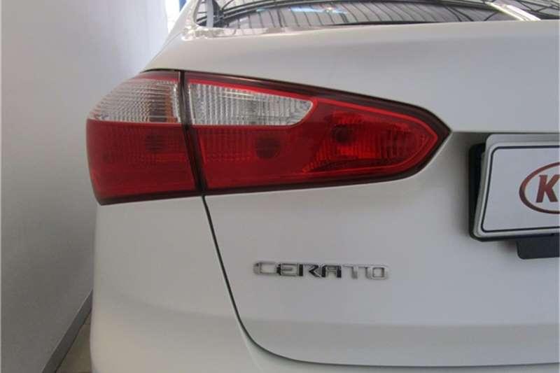 Kia Cerato sedan 2.0 EX 2016