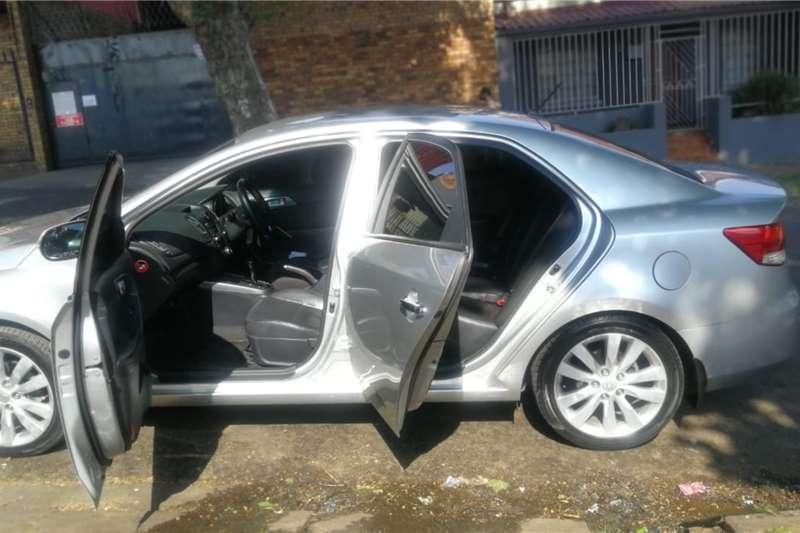 Used 2010 Kia Cerato sedan 2.0 EX auto