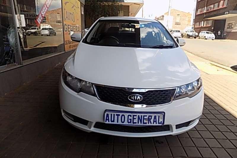 Kia Cerato sedan 2.0 EX auto 2011