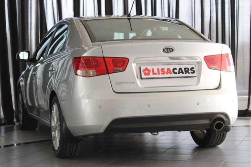 Kia Cerato sedan 2.0 SX 2012