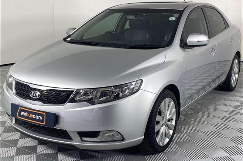 2012 Kia Cerato Cerato sedan 2.0 SX