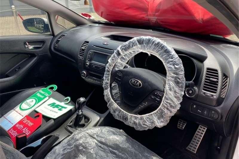 Used 2014 Kia Cerato sedan 2.0 SX