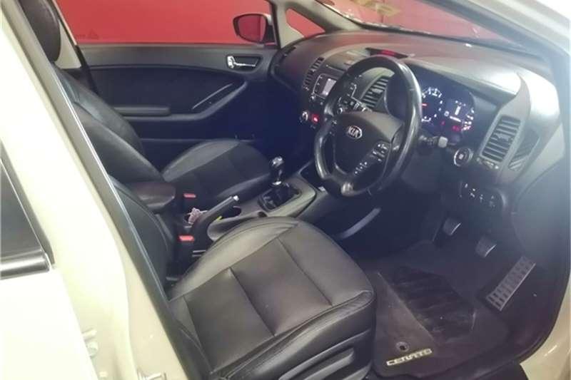 Kia Cerato sedan 2.0 SX 2015
