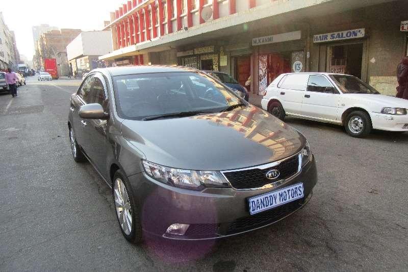 Kia Cerato sedan 2.0 SX auto 2011