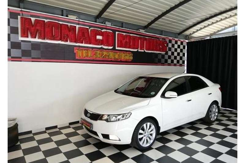 Kia Cerato Sedan 2.0 SX Auto 2012