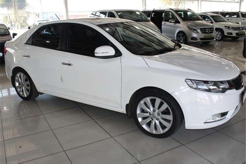 Kia Cerato sedan 2.0 SX automatic 2012