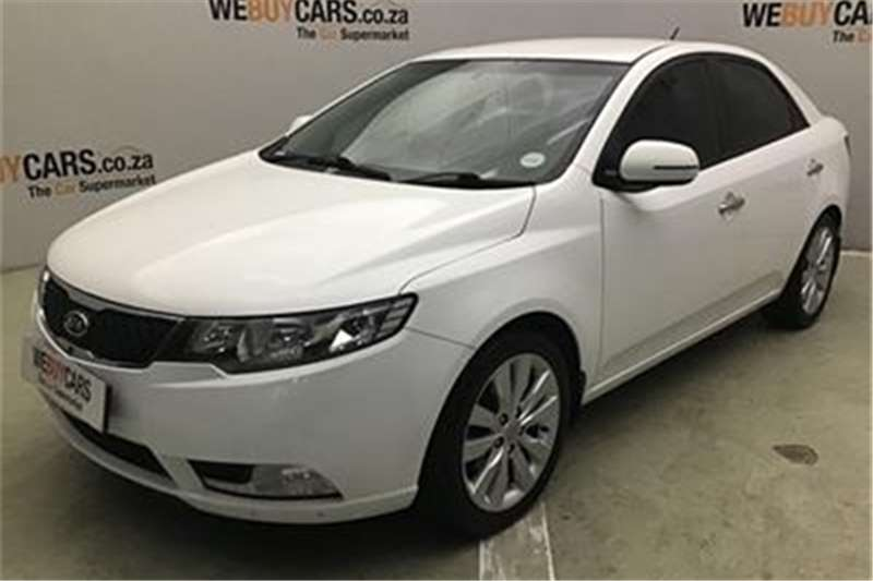 Kia Cerato sedan 2.0 SX automatic 2013
