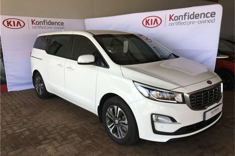 Kia Grand Sedona 2.2 CRDi  EX A/T (7 SEAT) 2019
