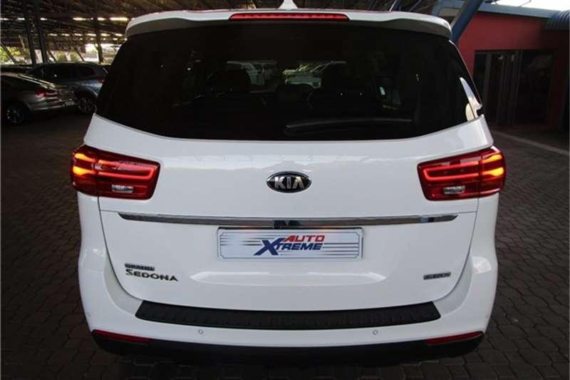 Used 2019 Kia Grand Sedona GRAND SEDONA 2.2 CRDi EX + A/T (8 SEAT)