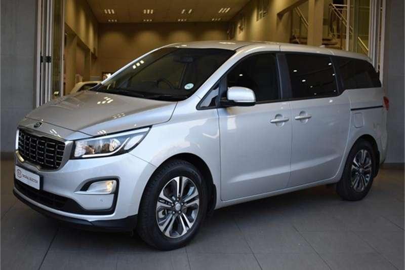 2019 Kia Grand Sedona GRAND SEDONA 2.2 CRDi EX + A/T (8 SEAT)