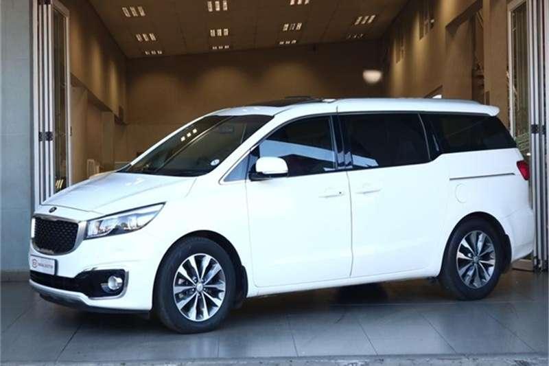 2018 Kia Grand Sedona GRAND SEDONA 2.2 CRDi SXL A/T (7 SEAT)