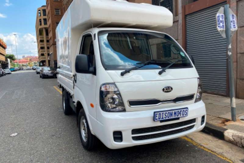 2014 Kia K2500 K2700 2.7D workhorse chassis cab