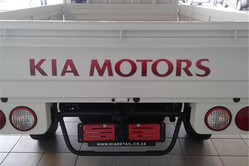 2020 Kia K2500 workhorse dropside