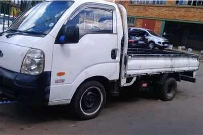 Used 2003 Kia K2500 K2700 2.7D workhorse chassis cab