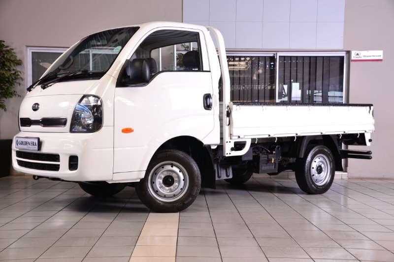 Kia K2500 S/Cab 2015