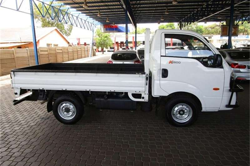 Kia K2500 workhorse dropside 2015