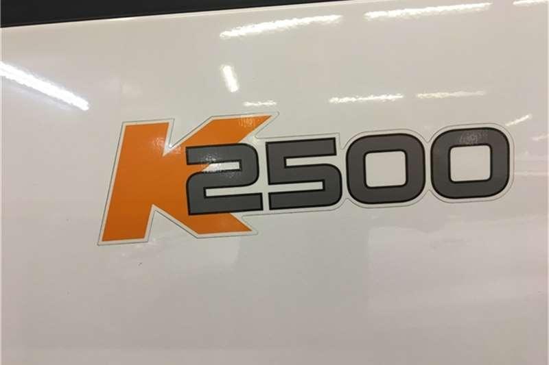 Kia K2500 workhorse dropside 2019