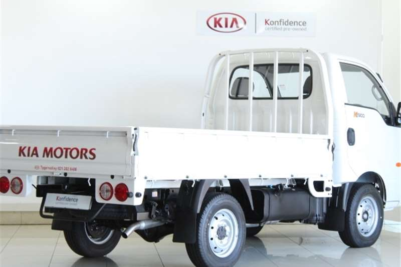 Kia K2500 workhorse dropside 2020