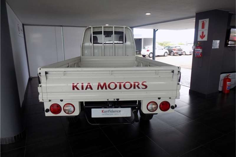 Kia K2500 workhorse dropside 2020