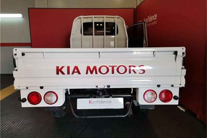 Kia K2500 workhorse dropside 2021