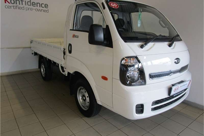 Kia K2500 workhorse dropside 2021