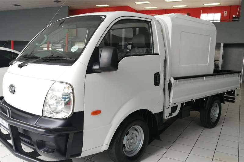 Kia K2700 2.7D workhorse chassis cab ( 1 Owner) 2007