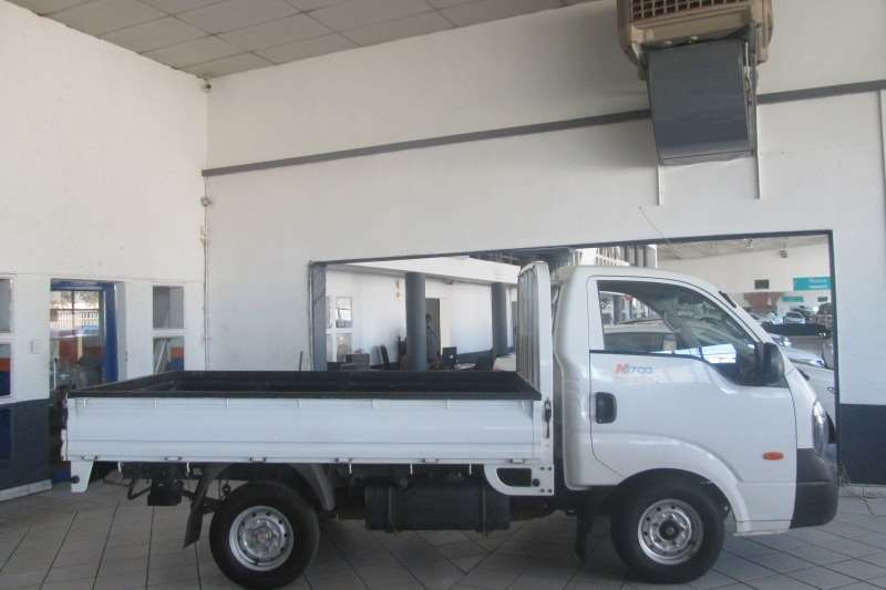 Kia K2700 2.7D workhorse chassis cab 2005