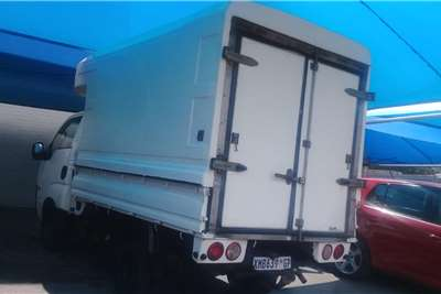 Kia K2700 2.7D workhorse chassis cab 2007