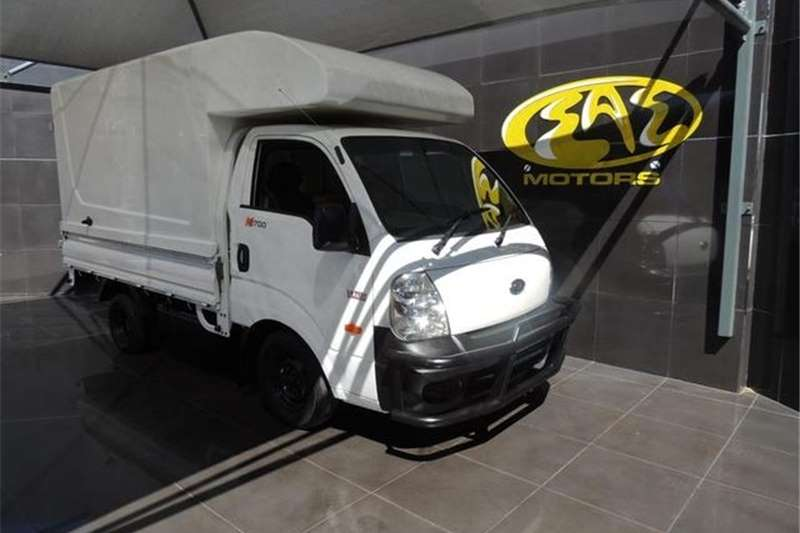 Kia K2700 2.7D workhorse Chassis Cab 2008