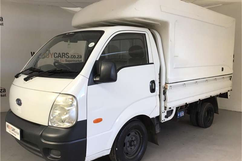 Kia K2700 2.7D workhorse chassis cab 2009
