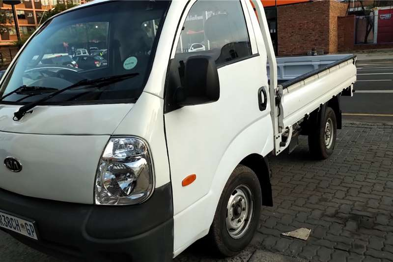 Kia K2700 2.7D workhorse chassis cab 2011