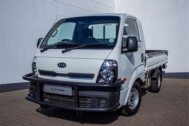 Kia K2700 2 7D workhorse chassis cab