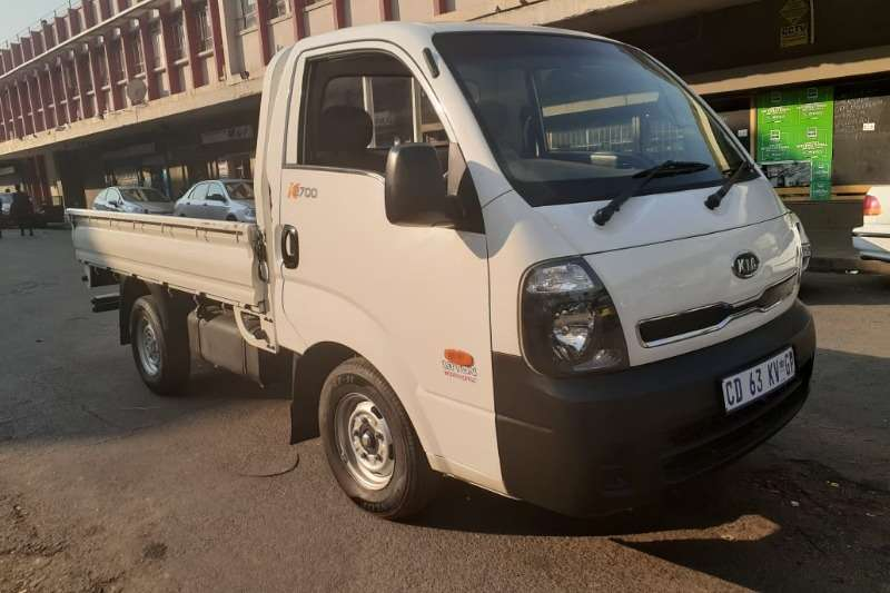 Kia K2700 2.7D workhorse chassis cab 2012